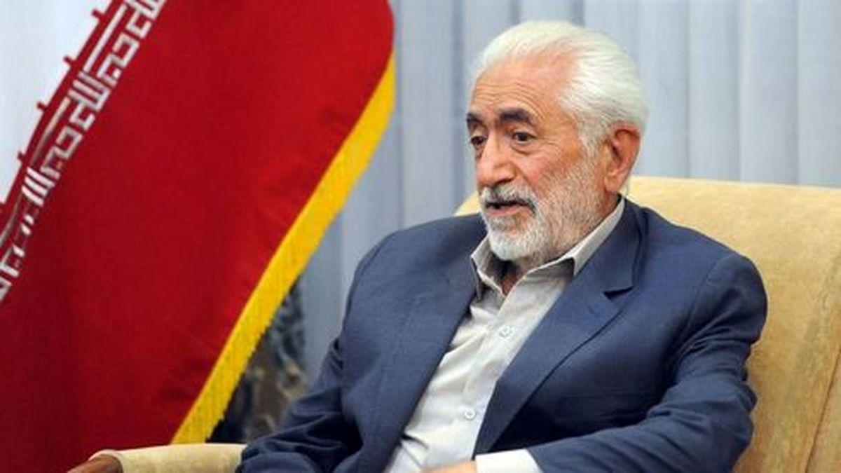 محمد غرضی: مردم برای نظام نه برای اشخاص رأی میدهند