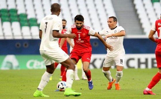 تکلیف بازیکن عراقی پرسپولیس مشخص نشد