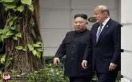 عکس: مذاکره خصوصی ترامپ و اون در ویتنام