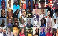 آمار وحشتناک کشته شدن سیاهپوستان توسط پلیس آمریکا