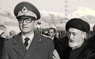 عکس یادگاری امام جمعه تهران با شاه!
