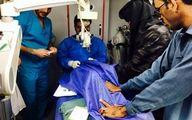 بیمارستانهای صحرایی ارتش در کنارک و چابهار +نصاویر